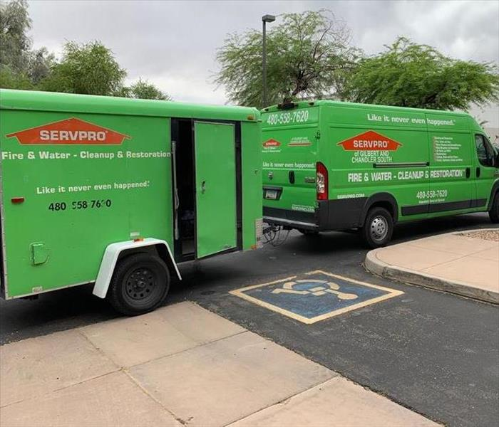 Why SERVPRO Why Choose SERVPRO of Chandler South