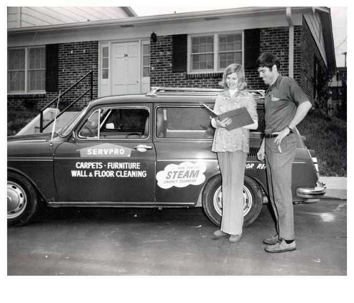 General History of SERVPRO