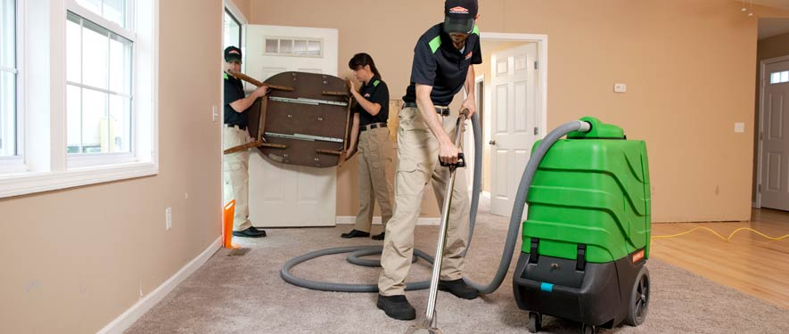 Chandler, AZ residential restoration cleaning